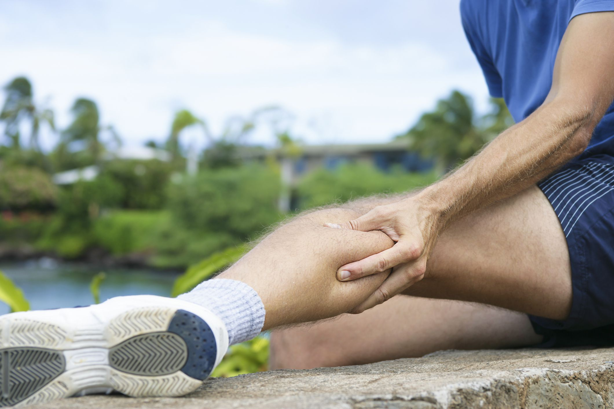 How to stop leg cramps